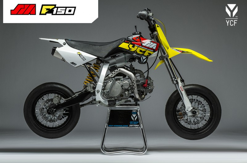 dirt ycf 150 supermoto dirt bike access 39 bike. Black Bedroom Furniture Sets. Home Design Ideas