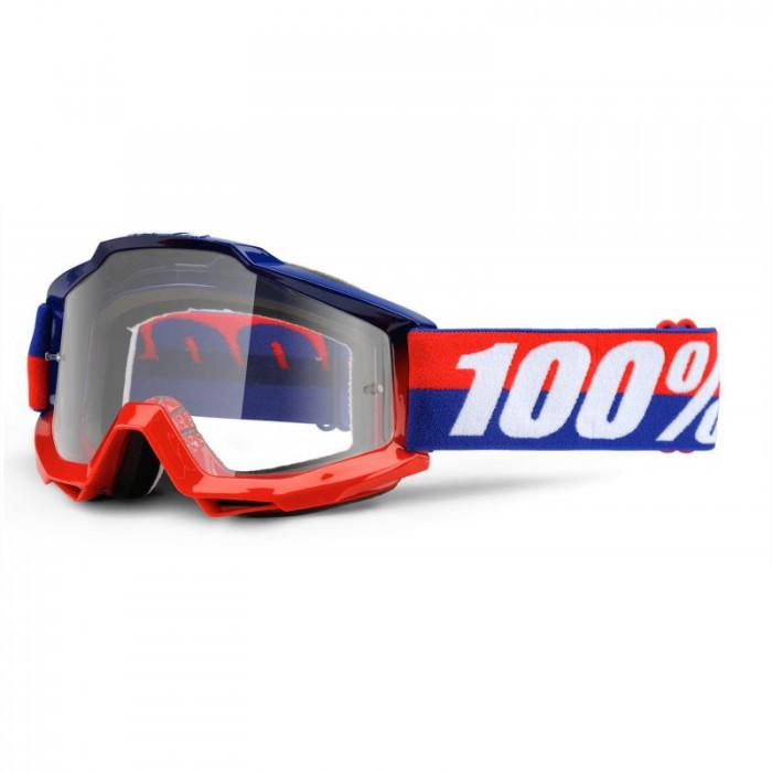 lunette 100 accuri cran clair lunette cross access 39 bike. Black Bedroom Furniture Sets. Home Design Ideas