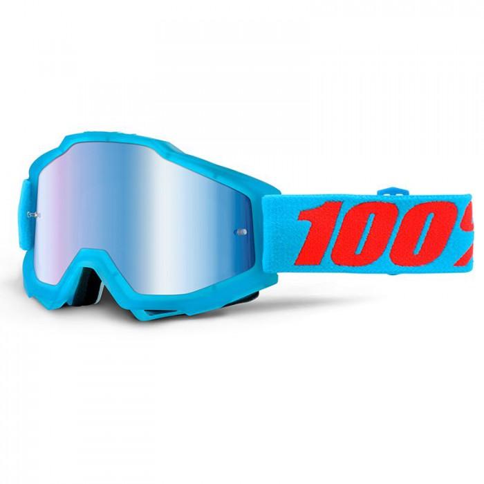 lunette 100 accuri cran miroir lunette cross access 39 bike. Black Bedroom Furniture Sets. Home Design Ideas