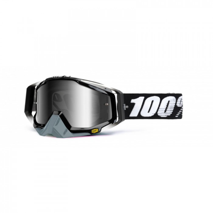 Lunette 100% Racecraft ecran mirroir