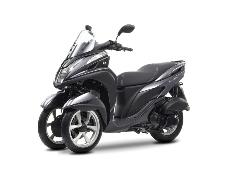 mbk tryptir 125 cm3 3 roues scooter 125 cm3 access 39 bike. Black Bedroom Furniture Sets. Home Design Ideas