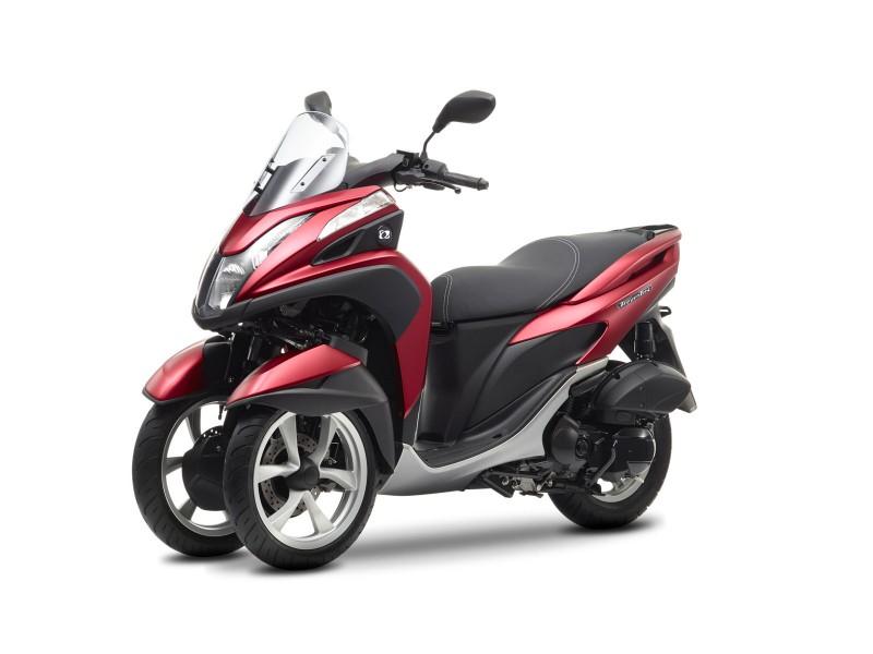 mbk tryptir 125 cm3 3 roues scooter 125 cm3 access 39 bike. Black Bedroom Furniture Sets. Home Design Ideas