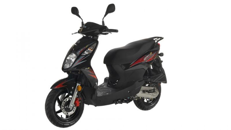 sym orbit 2 50 4 temps scooter 50 cm3 access 39 bike. Black Bedroom Furniture Sets. Home Design Ideas
